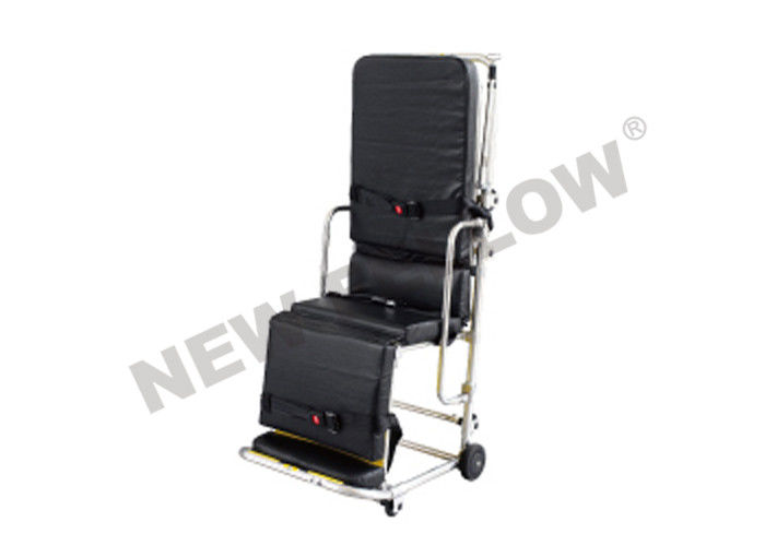 Professional Mobile Surgical Folding Stretcher With Wheels ISO9001/13485