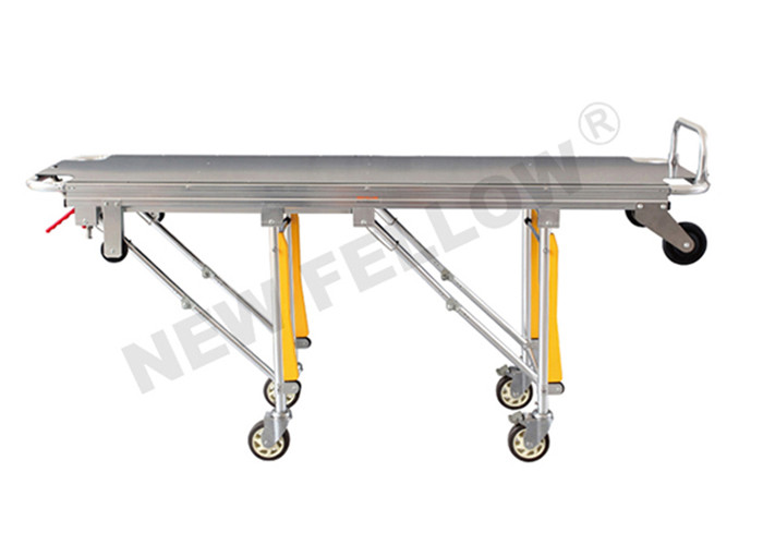 Aluminum Alloy Funeral Stretcher